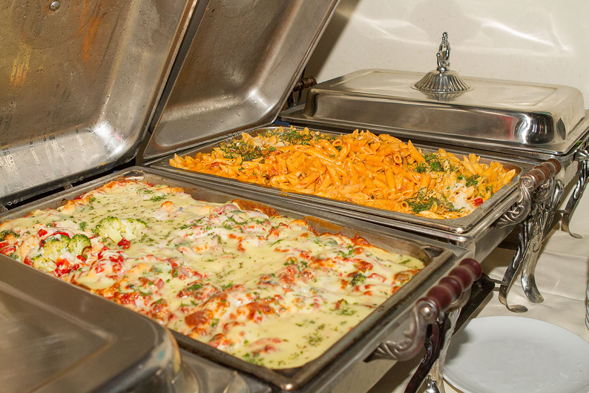 Request Catering