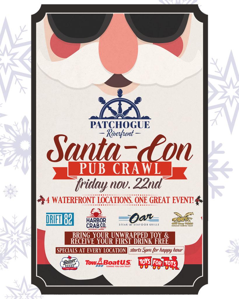 Santa-Con Pub Crawl
